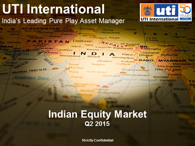 Indian Equity Outlook by UTI International
