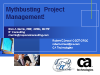 Mythbusting Project Management