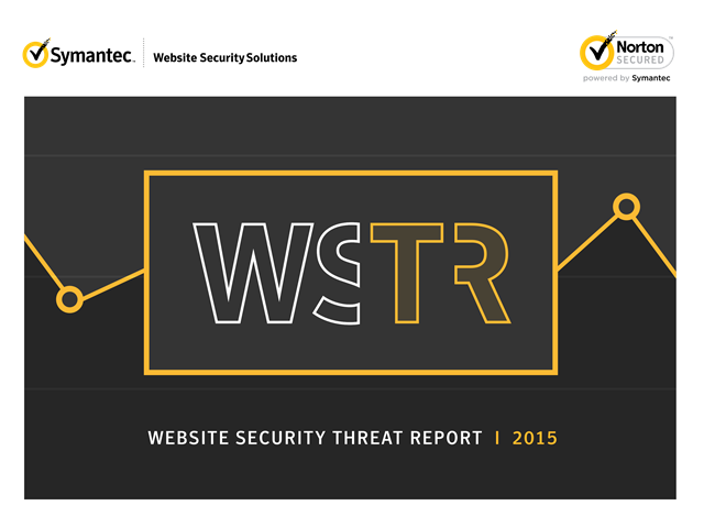 Symantec Website Security Threat Report 2015