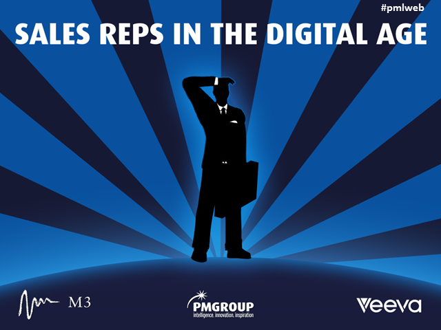 Sales reps in the digital age
