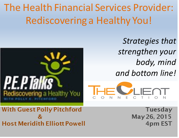 The Health Financial Provider: Strengthen Your Body, Mind & Bottom Line!