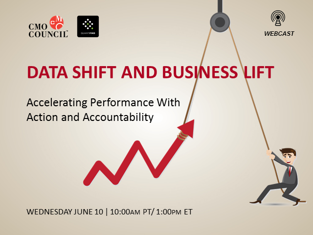 Data Shift and Business Lift