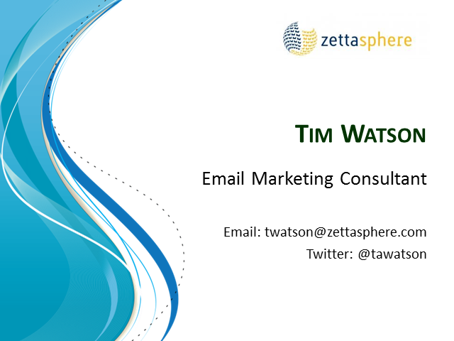 Creating Customer Centric Email Automation