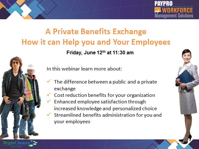 A Private Benefits Exchange - How it can Help you and Your Employees