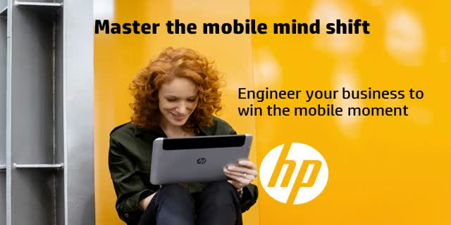 Master the mobile mindshift: Engineer your business to win the mobile moment