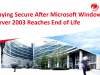 Staying Secure After Microsoft Windows Server 2003 Reaches End of Life