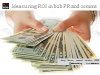 Show me the money: measuring ROI in b2b PR and comms