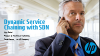 Dynamic Service Chaining with SDN