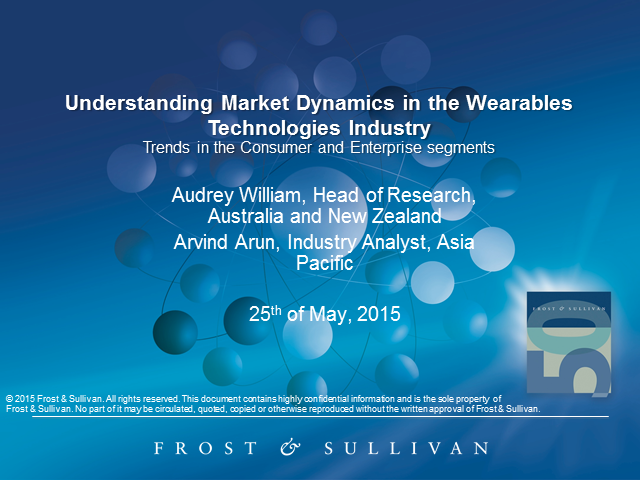The Growth in the Wearables space and what it means for Enterprises?