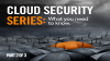 Cloud Security Report 2015: What You Need to Know