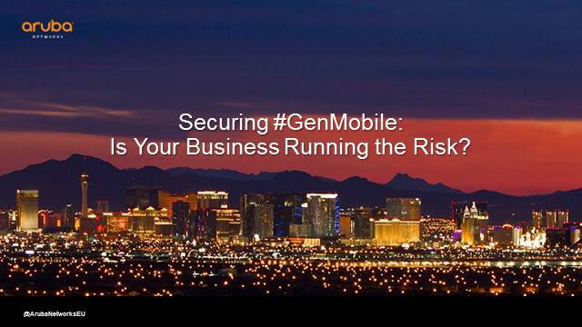 Is your Business Running the Risk?