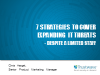 7 Strategies to Cover Expanding IT Threats - Despite a Limited Staff