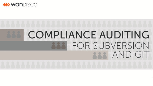 Compliance Auditing for Subversion & Git