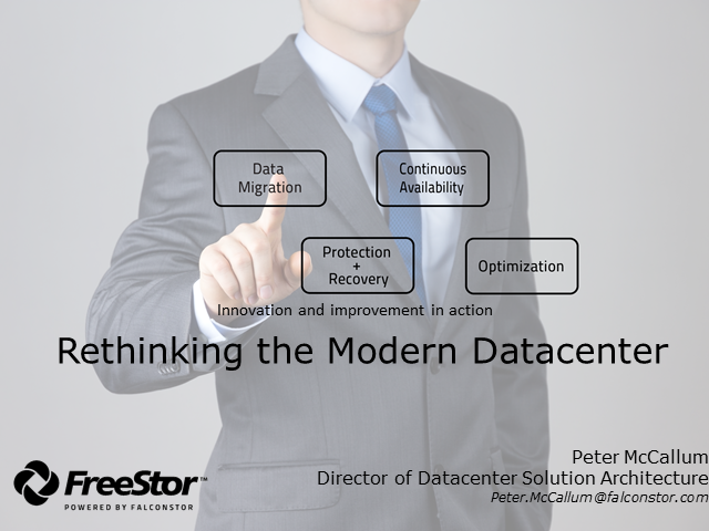 Overcoming Storage Challenges And Modernizing Your Data Center