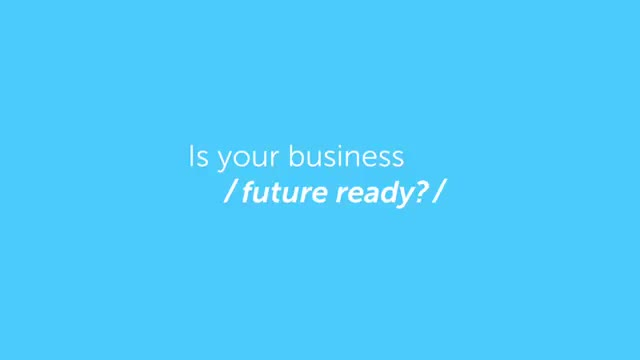 Build Your Innovative Future-Ready Enterprise with Dell