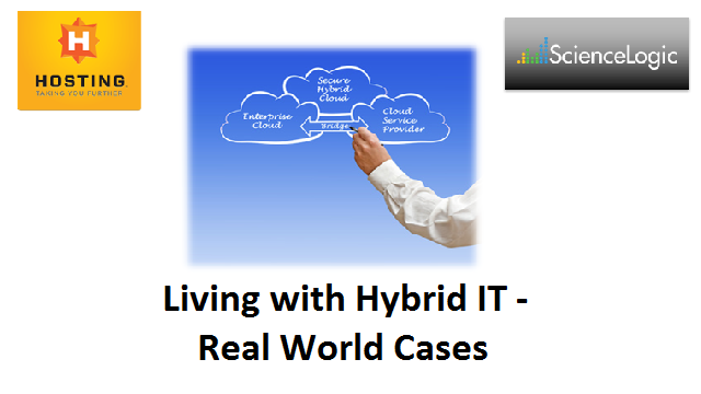 Living with Hybrid IT - Real-World Cases