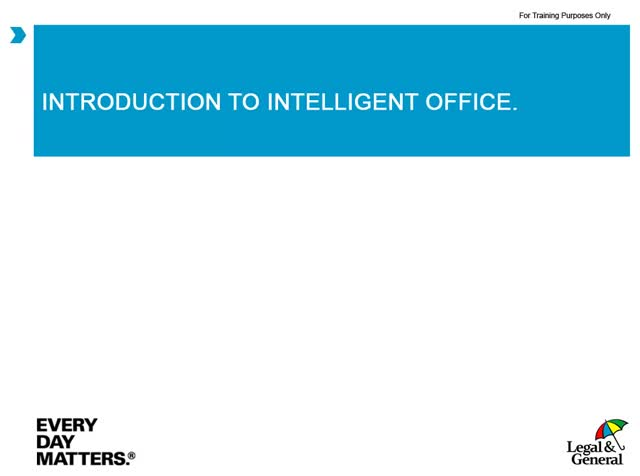 Intelligent Office - Introduction
