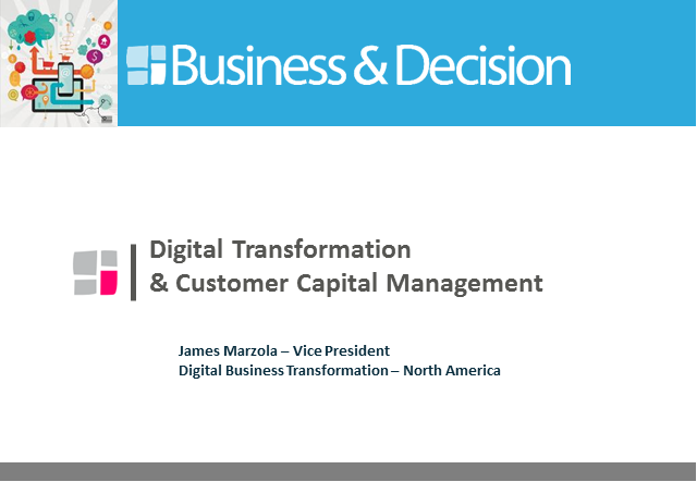 Improving the Customer Experience with Digital Transformation & CCM