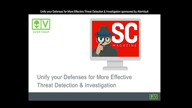 Unify your Defenses for More Effective Threat Detection & Investigation