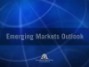 Emerging Markets Outlook