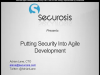 Why Developers Need to Think About Security
