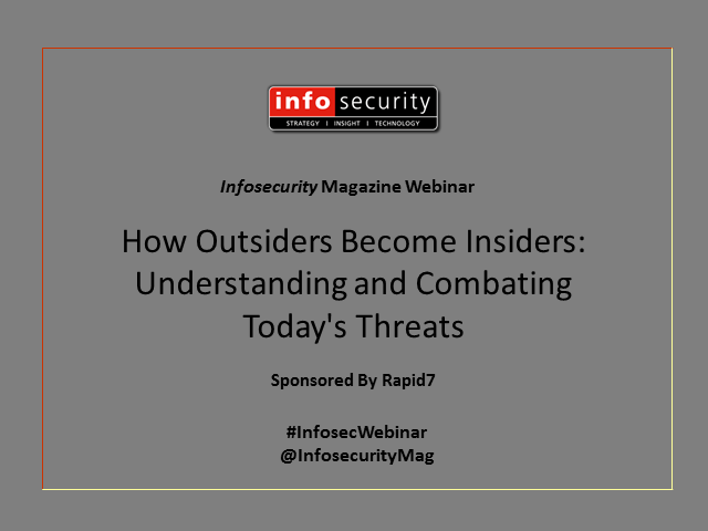 How Outsiders Become Insiders: Understanding and Combating Today's Threats