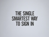M-Pin, the single smartest way to sign in