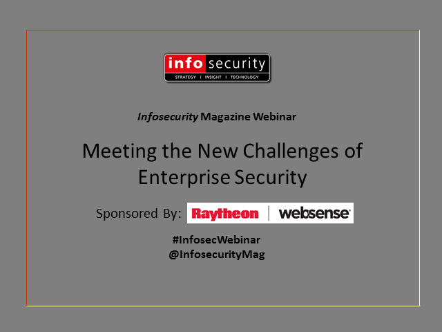 Meeting the New Challenges of Enterprise Security