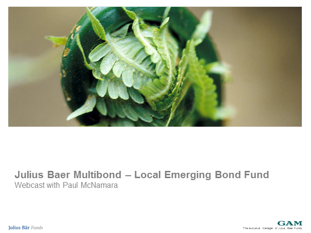 JB Local Emerging Bond Fund