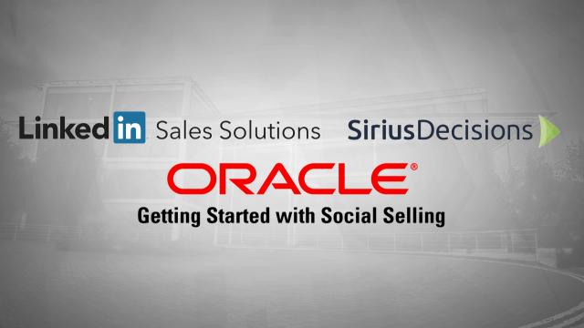 Getting Started with Social Selling