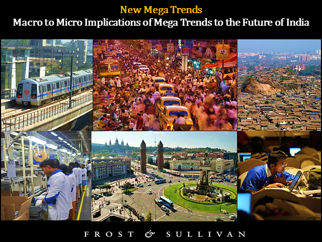 Mega Trends Driving India's Growth Story