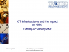 ICT infrastructures and the impact on GRC