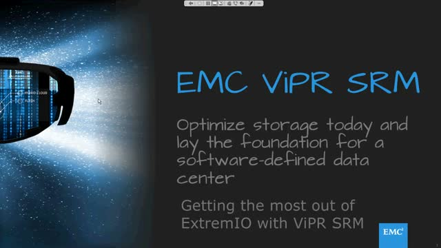 Getting the Most Out of XtremIO with ViPR SRM