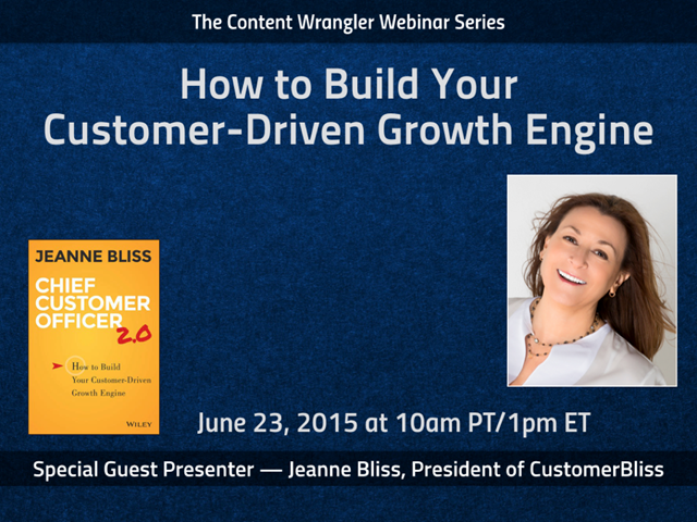 How to Build Your Customer-Driven Growth Engine