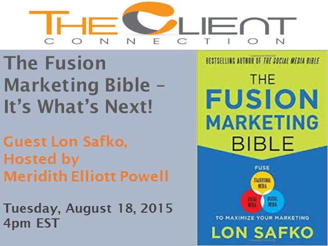 The Fusion Marketing Bible - It's What's Next!
