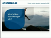 Modulo Risk Manager: What's New v9.2