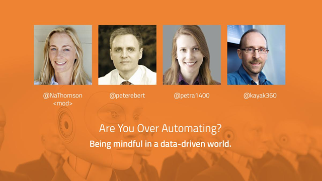 Are you Over-Automating? How to Stay Mindful in a Data-Driven World