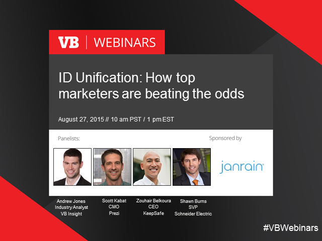 ID Unification: How top marketers are beating the odds