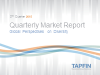 Quarterly Market Report: Global Perspectives on Diversity