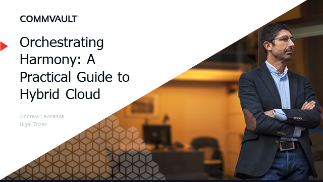 Orchestrating Harmony: A Practical Guide to Hybrid Cloud