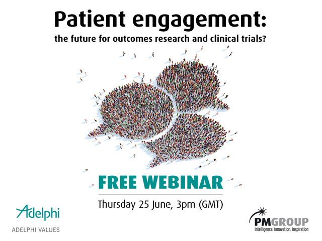 Patient engagement: the future for outcomes research and clinical trials?