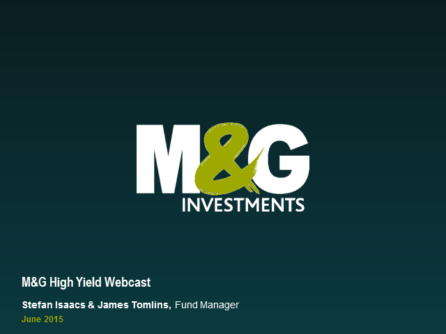 Where's the value in High Yield Bonds? An update from M&G