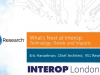 What's Next at Interop London 2015