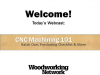 CNC Machining 101: Batch One, Purchasing Checklist & More Tips