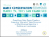 Conservation Design Best Practices: Rain Water Catchment and Grey Water Systems