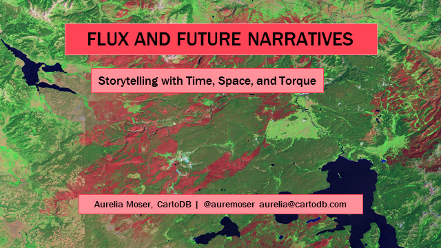 Flux and Future Narratives: Storytelling with Time, Space, and Torque