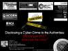 Disclosing a Cyber-Crime to authorities: Should you do it? What are the risks?