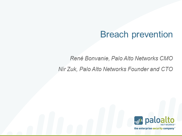 Breach Prevention Week Part 1: Breach Prevention