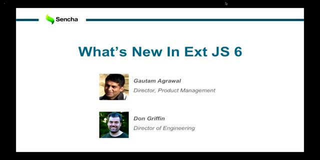 What's New In Ext JS 6