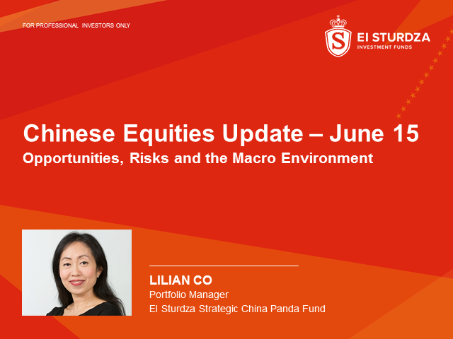Strategic China Panda Fund - Market & Fund update